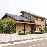 天然木を随所に使い、日本建築の技術を活かす