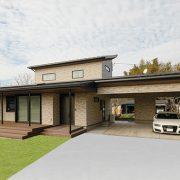空気浄化システムを搭載、きれいな空気をつくる家で快適に