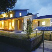 真夏でも心地よく過ごせる 体感住宅モデルハウス