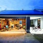 自然素材が創る粋な空間で、温かな家族時間を紡ぐ