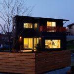 満足の機能とデザイン性を備えた、光と風を感じる広々LDK